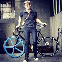 Cycling fashion - flickriver.com-