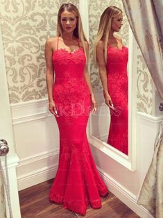 Prom Dresses Long Prom Dresses With Appliques Pink Prom Dresses Mermaid Prom Dresses Prom Dresses 2018 Prom Dresses 2019 Straps Prom Dresses, Lace Party Dresses, Prom Dresses 2018, Backless Prom Dresses, Prom Dresses Online, Cheap Prom Dresses, Sexy Dresses, Dress Prom, Dress Long