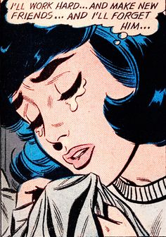 vintagegal:  Heart Throbs #87 (1964)