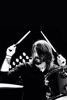 coolest drummer ever. legend!