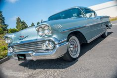 '58 Chevy Impala - Spotless Survivor
