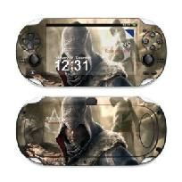 Battle Blade Design Protective Decal Skin Sticker for Sony Playstation PS Vita Handheld