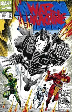 Iron Man #283 - Put The Hammer Down!