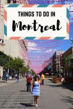 Things to Do in Montreal, Quebec | 24 Hours in #montreal | Montreal Travel Itinerary | Montreal, Quebec, Canada #canadatravel