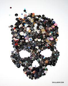 skull a day | Skull-a-day , una página muy buena que encontre por ahi... Muchas ...