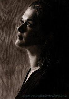 Rachel weisz - Pencil Portraits by