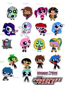 Monster High Images Of All | All Monster Highs by ~clau132MonsterHigh on deviantART
