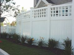 Cheap Privacy Fence Design and Ideas (DIY) - Home Curiousity Cheap Privacy Fence, Patio Privacy, Pergola Patio, Pergola Plans, Metal Pergola, Pergola Kits, Pergola Ideas, Fence Landscaping, Backyard Fences