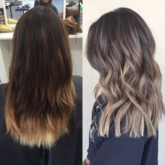 "425 Likes, 13 Comments - BRITTANY GONZALEZ (@hairbybrittanyy) on Instagram: ""Another ombre correction love making clients happy #sombre #ombre #balayage #hairpainting…"""
