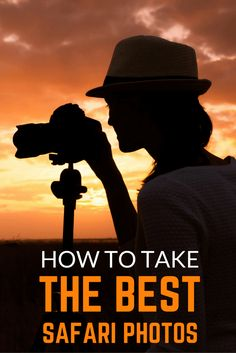 However good or trendy your camera, it can only get you so far if you don't know what you're doing. So follow these tips, and even if you stubbornly stick to your trusty point and shoot you can begin to capture images that will look like they're straight out of National Geographic. Click through to read more...