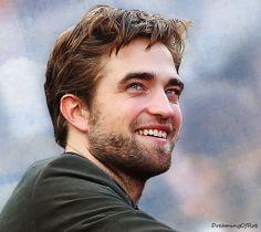 So pretty . . . Robert Pattinson
