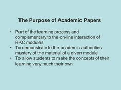 Writing Academic Papers Learning Process, Author, Student, Concept, Writing, Education, Paper, How To Make, College Students
