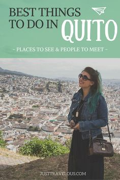 We have the best tips for your trip to Quito. The best places, the coolest things to do and who you should meet during your trip to Quito, Ecuador. Incl hotel tips!