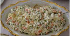Posna ruska salata sa tunjevinom | kikirikijem | recepti