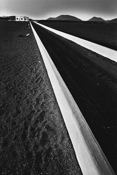 Jean Loup Sieff - Route