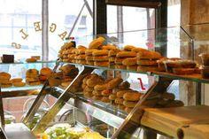 Morry's, restaurant Bagels