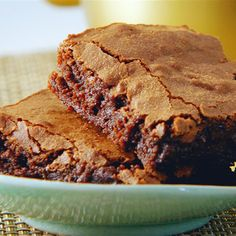 Try this Korean Coffee Brownies recipe by Chef Judy Joo. This recipe is from the show Korean Food Made Simple.