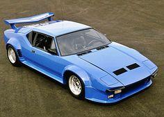 De Tomaso Pantera GTS - 1985