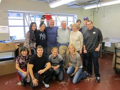 God's Love We Deliver Thanksgiving food drive with the Stonehenge NYC team @God's Love We Deliver NYC