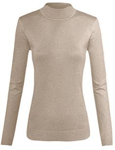 Nauticas Womens Soft Knitted Turtle Neck Long Sleeve Semi Fitted Sweater Medium, Navy