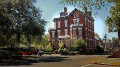 Top 5 haunted hotels on FoxNews.com - Kehoe House of Savannah