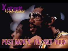 Kareen Abdul-Jabbar Mix - Post Moves - The Sky Hook - http://weheartlakers.com/showtime-lakers/kareen-abdul-jabbar-mix-post-moves-the-sky-hook