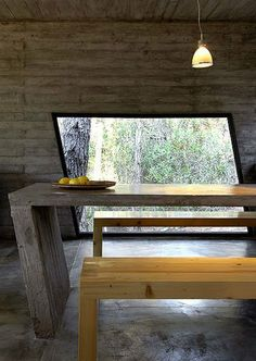 Too Cool: Concrete Dining Tables