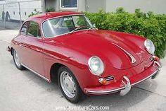 1963 Porsche 356 SC