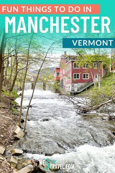 This small but upscale shire in Southern Vermont is a perennial favorite. Discover the best things to do in Manchester VT for every season (both indoor attractions and outdoor activities), including where to stay in Manchester and restaurants to try. Indoor Attractions, Manchester Vermont, New England Travel, Winter Mountain, New Hampshire, Outdoor Activities, Perennials, Things To Do, Restaurants