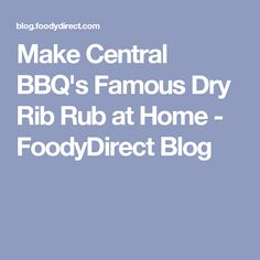 Goldbelly is a curated marketplace for Gourmet Food & Food Gifts. Smoker Recipes, Pork Recipes, Gourmet Recipes, Cooking Recipes, Memphis Dry Rub, Bbq Dry Rub, Dry Rubs, Pork Rub, Recipe Icon