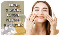 Oțetul și aspirina fac tenul mai tânăr și mai luminos (rețetă) – LaTAIFAS Creme, The Face, Hair Beauty, Good Things, Apple Cider, Aspirin, Diet, The Body, Face