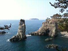 외돌개(Oedolgae) _Jeju Island