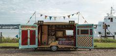 dizzy odare steampunk caravan theatre