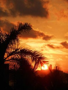 Amanecer en Playa Bonfil #Acapulco #Mexico
