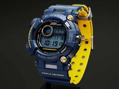 digital sports watches for men G Shock Watches, Sport Watches, Watches For Men, Casio G Shock Frogman, Dream Watches, Leather Watch Bands, Casio Watch, Black Silver, Sports