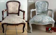 reforma cadeira