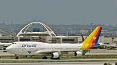 Air Pacific - Fiji B 747 - 400