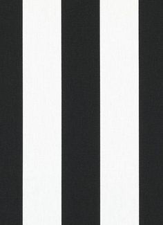 Morris Stripe 2 Jet - 25191 101 Duralee Fabric, cotton duck up the roll awning stripe. V x H Width; Fabric Decor, Fabric Design, Black And White Fabric, Black Tie, Black Luxury, Striped Fabrics, Outdoor Fabric, Fabric Swatches, Cabana