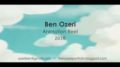 "Showreel Breakdown:   benozeriportfolio.blogspot.dk/p/showreel-breakdown.html  my online portfolio: http://benozeriportfolio.blogspot.com  Credits:  - ""Malcolm"" character courtesy of AnimSchool.com  - ""Morpheus Rig"" by Josh Burton  - ""Squirrels Rig"" - Rig or Material used with permission (© Animation Mentor 2014). No endorsement or sponsorship by Animation Mentor. Downloaded at www.animationmentor.com/free-maya-rig"