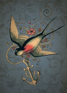 Creative and Detailed Illustrations by Vika Naumova