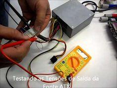 Pequenas Medições com Multimetro Digital.wmv