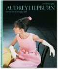 Bob Willoughby's Audrey Hepburn photographs from Taschen are luverly.