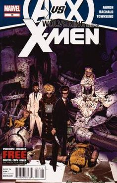 Wolverine and the X-Men #16 Jason Aaron Chris Bachalo ---> shipping is $0.01!!!