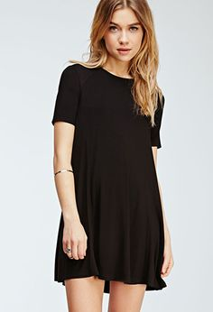Zippered Sheath Dress   FOREVER21 - 2052288043 -- so cute with a scarf and sandals