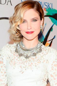 Curly Hairstyles for Women Sophia Bush's Curly Hairstyle