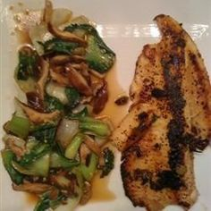 Flavors of Asia come together in this delicious, simple recipe that I put together after asking various people what to do with rainbow trout!