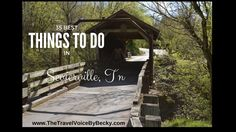 Sevierville is the hometown of singer/songwriter Dolly Parton and attracts many visitors every year. Here is a list of 35 best things to do in Sevierville. Sevierville Tennessee, Tennessee Cabins, Tennessee Vacation, Tennessee Attractions, Smoky Mountains Tennessee, Great Smoky Mountains, Smokey Mountain, Vacation Places, Dream Vacations