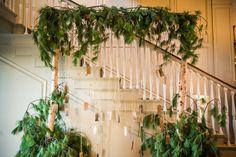 Eolia Mansion Wedding - Escort Cards Pine Arch
