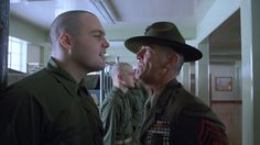 Stanley Kubrick may not be America's most iconic director—that would probably be Steven Spielberg. Nor is he America's favorite—that would probably be Stanley Kubrick, Full Metal Jacket Quotes, R Lee Ermey, Brooklyn, Drill Instructor, War Film, Steven Spielberg, The Shining, Full Metal Jacket