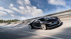 El Bugatti Chiron puede alcanzar hasta 458 km/h sin limitador # Cuando el…